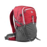 Plecak turystyczny, trekkingowy 36l REDWOOD czerwono-szary Spokey
