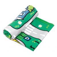 Ręcznik plażowy szybkoschnący 80x160 cm MOBILE Spokey