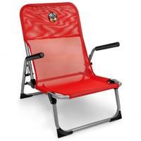 Krzesło turystyczne BAHAMA czerwone, Spokey
