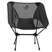 Krzesło turystyczne NIMBLE czarne Spokey