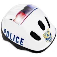 Kask rowerowy regulowany 44-48 cm POLICE Spokey