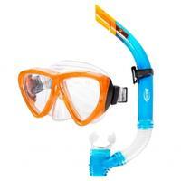 Zestaw do nurkowania maska + fajka JOURNAL junior Spokey NERF