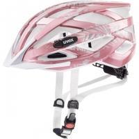 Kask rowerowy AIR WING różowo-biały Uvex