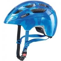 Kask rowerowy UVEX FINALE JUNIOR niebieski